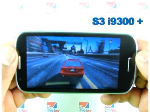 Celular Smartphone S3 I9300 + Mtk6577 Android 4 3g Gps 16gb