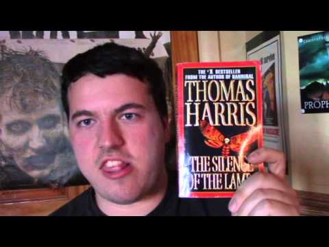 The Silence of the Lambs by Thomas Harris(Book Review)