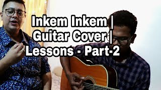 Inkem Inkem | Satish Kumar ft | Isaac Thayil | Part-1 | Sid Sriram | Geetha Govindam | Gopi Sundar