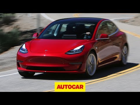 2018 Tesla Model 3 Review – Enough to beat a BMW or Mercedes? | Autocar
