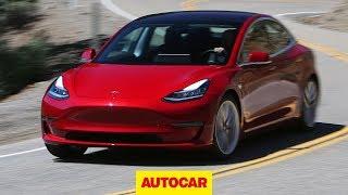 2018 Tesla Model 3 Review - Enough To Beat A Bmw Or Mercedes? | Autocar