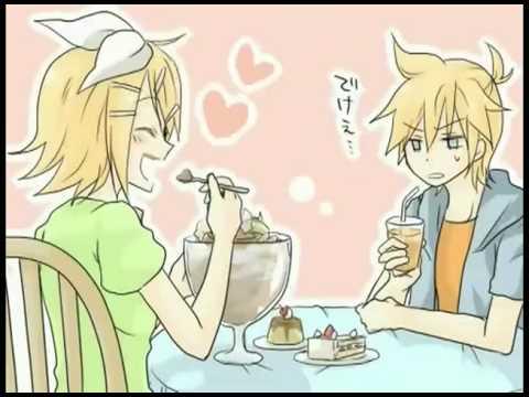 𝄢World is Mine𝄢 Kagamine Len (English sub.)