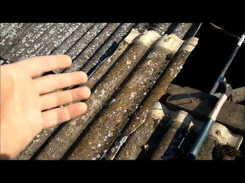 Ломаю крышу - ошибки при укладке шифера/Стройка, ремонт