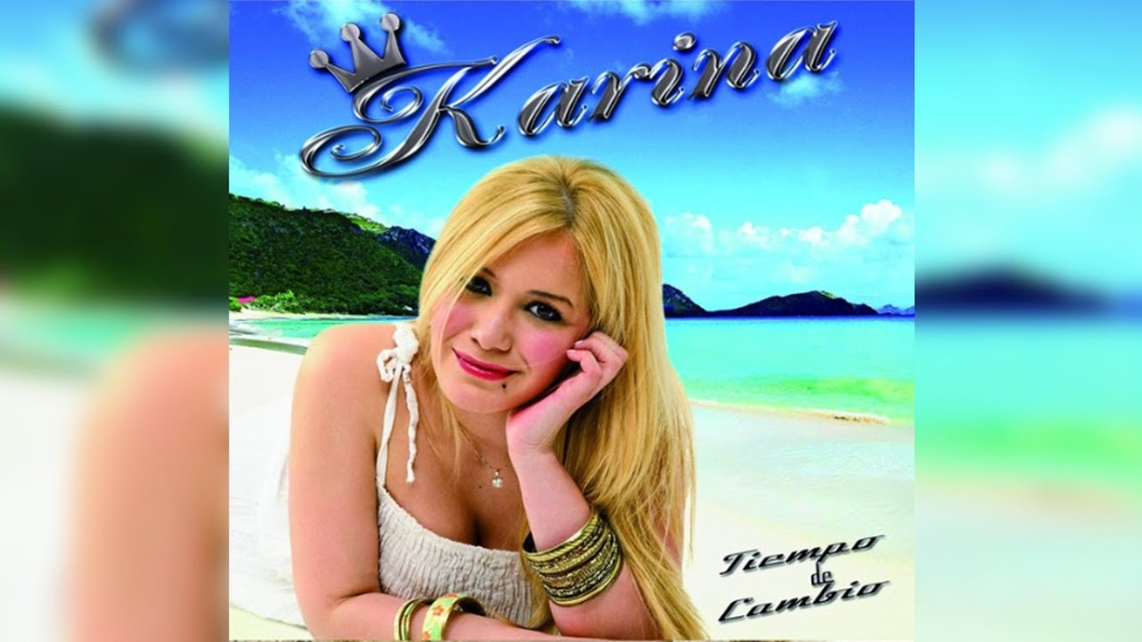 02 karina fuera letra youtube for Fuera de karina