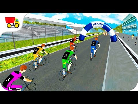 Bike Racing Games - Super Cycle Jungle Rider : #1 Cycling Game - Gameplay Android free games