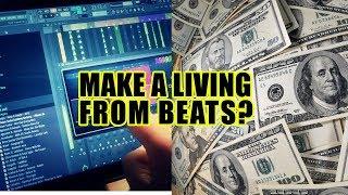 Make a Living Selling Beats w/Dreamlife (pt 1), How to Sell Beats Online/Selling Beats on Beatstars