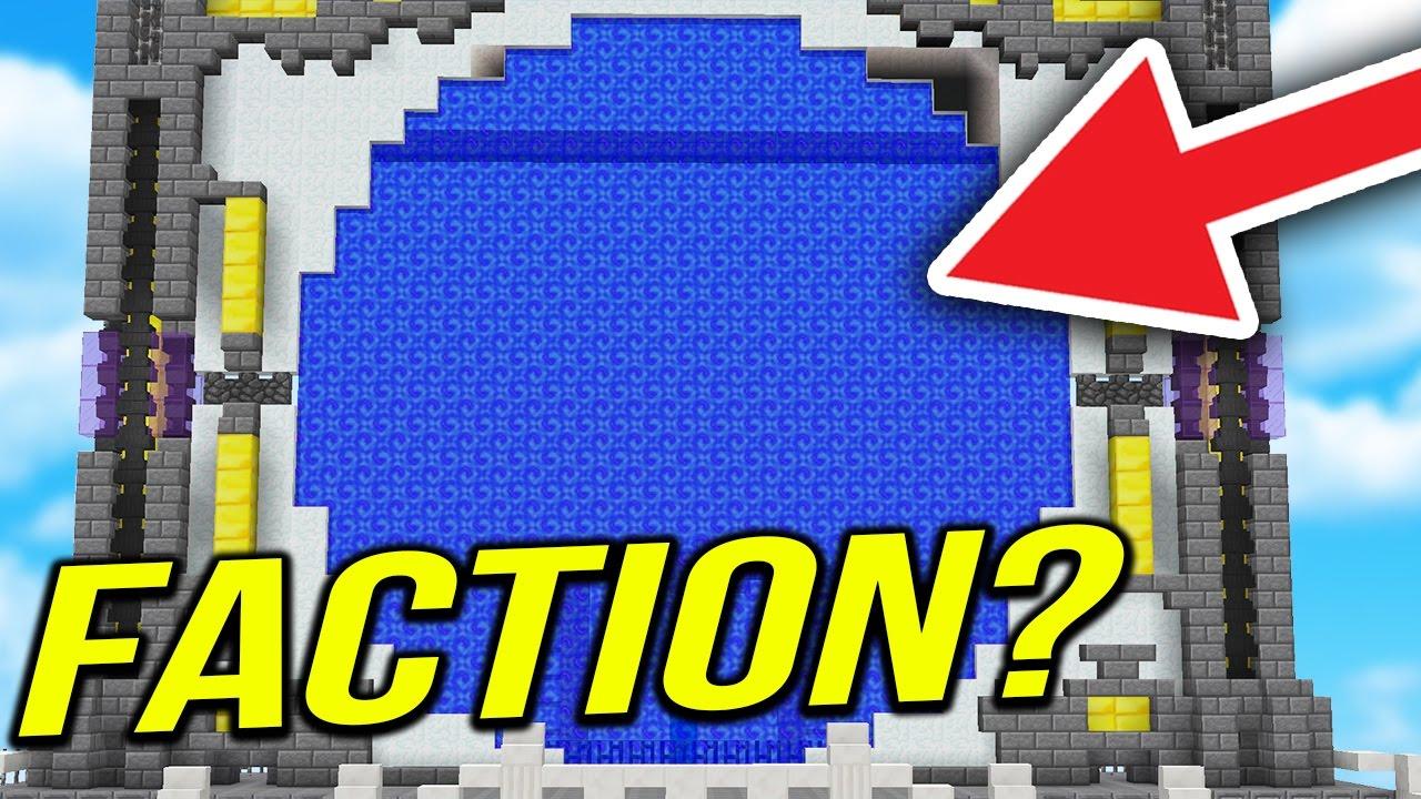 Minecraft FACTIONS Ep BRAND NEW FACTIONS SERVER District - Minecraft factions spielen