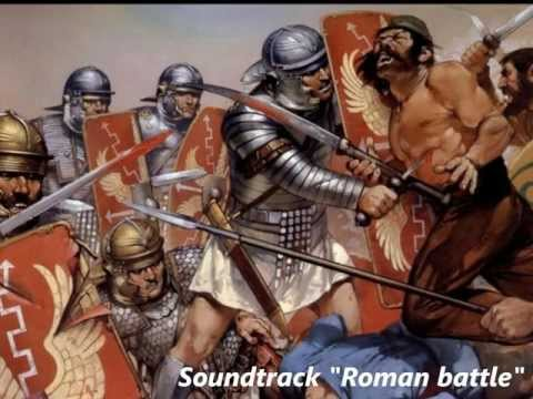 Mount&Gladius Soundtrack:Roman battle