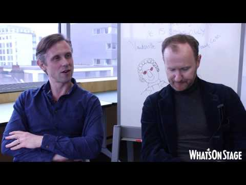 Mark Gatiss and Ian Hallard on Boys in the Band