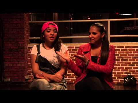 Interview Isleym et Linda Sherazade