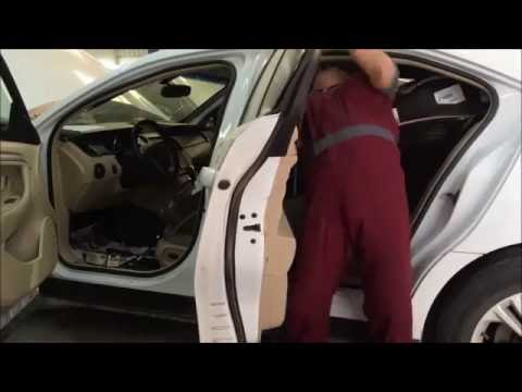 FORD TAURUS replacing Curtain Airbag