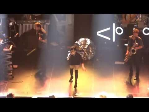 Caravan Palace - Black Betty, Paradiso 22-11-2016
