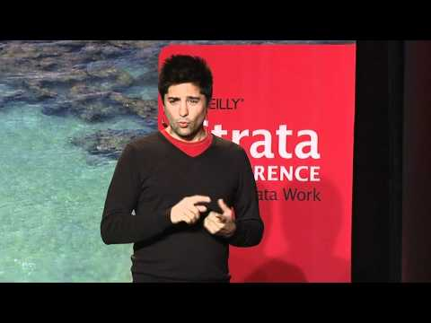 """Strata 2012: Usman Haque, """"Open Data and the Internet of Things"""""""