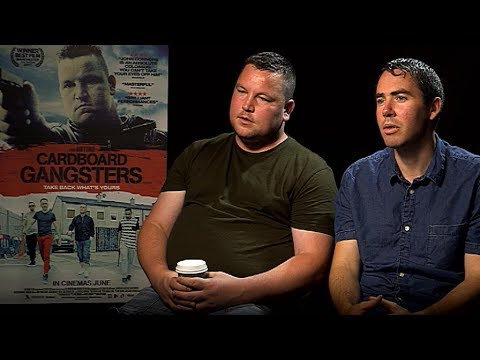 Cardboard Gangsters Interview