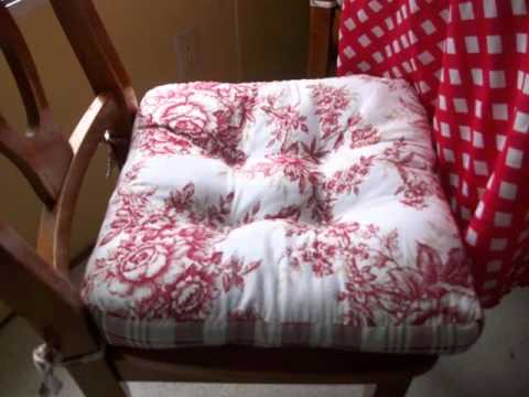 Kitchen Chair Cushions Chair Seat Cushions Collection