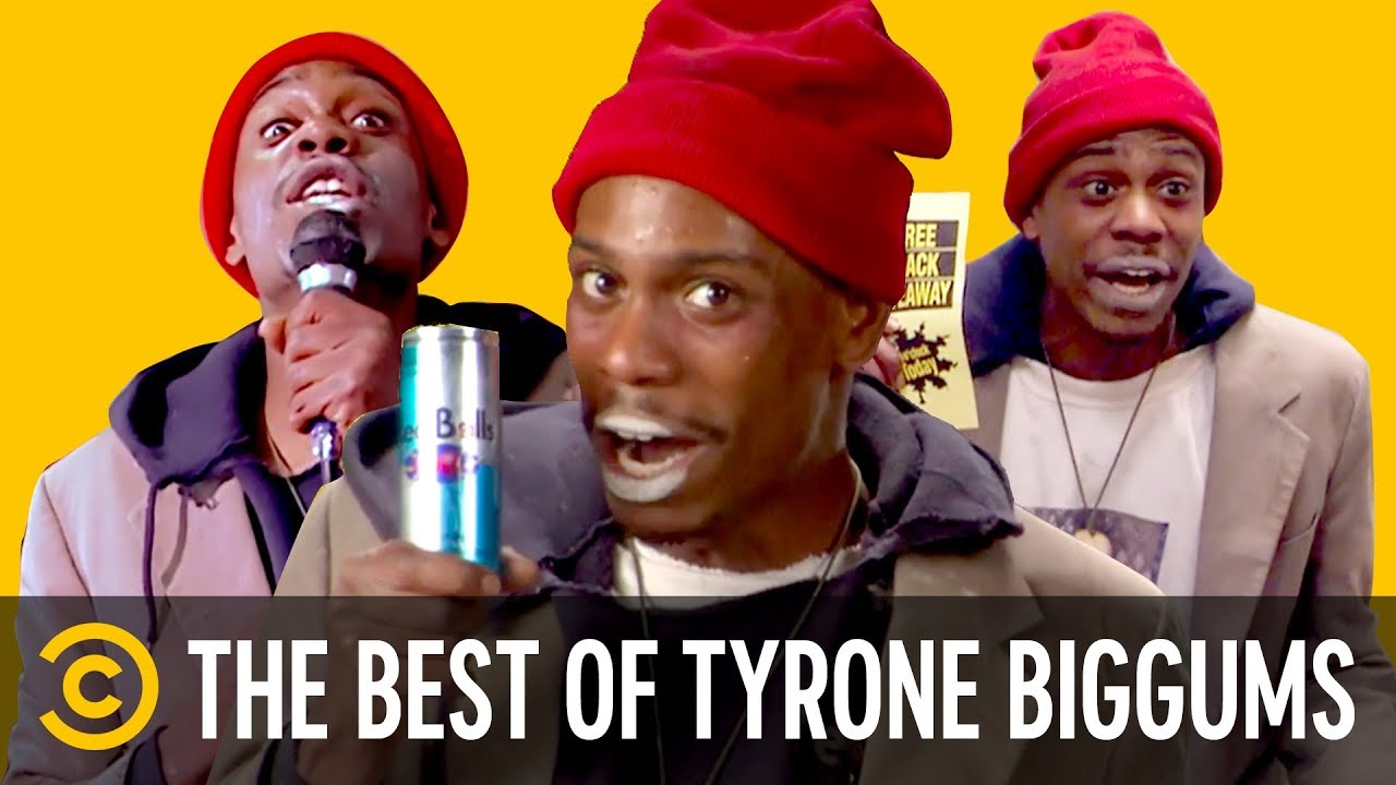 The Best of Tyrone Biggums - Chappelle's Show