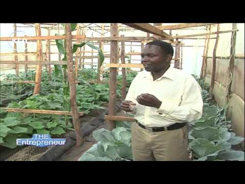 ENTREPRENEUR - Investing in Kenya's Agricultural Sectors
