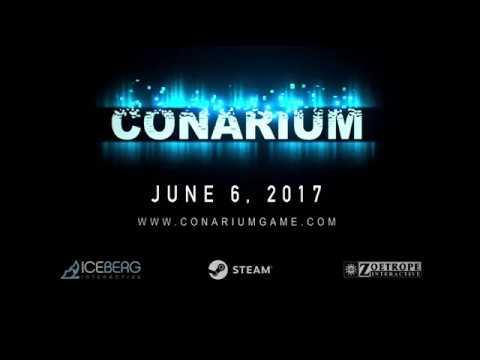 Conarium launch trailer