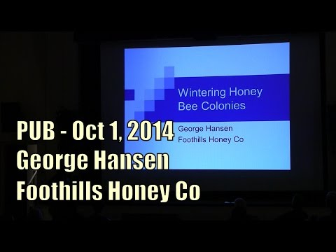 Wintering Honey Bee Colonies - George Hansen - Oct 1, 2014