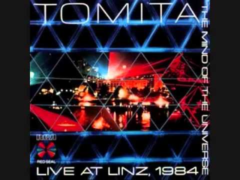 Isao Tomita Live At Linz 1984 The Mind Of The Universe