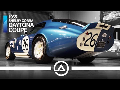 1965 Shelby Cobra Daytona Coupe | Tribute By Superformance