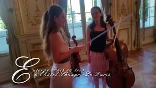 Classical String Trio Event and Wedding in France