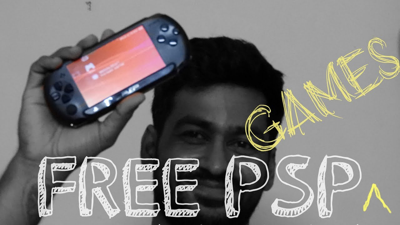 How To Download Free Games For Psp Youtube