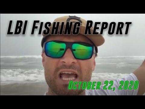 LBI Fishing Report 10/22/20