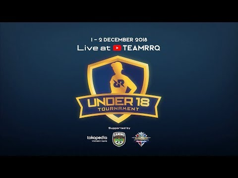 RRQ UNDER 18 TOURNAMENT TRAILER | MOBILE LEGENDS