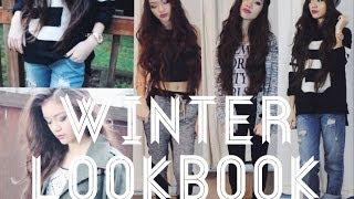 Winter Lookbook 2014 Thumbnail