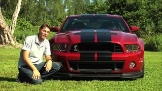 2013 ford mustang shelby gt 500 review by voxel group garage tv