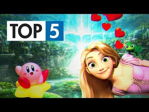 TOP 5 - Nejroztomilejších Herních Charakterů
