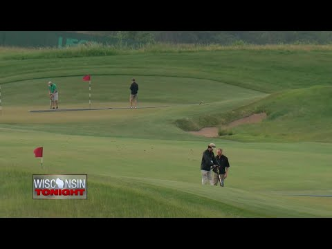 Thumbnail: Today's Take: Tall grass at Erin Hills for U.S. Open