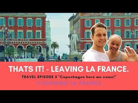 LEAVING LA FRANCE! (Travel episode 5) [2018]