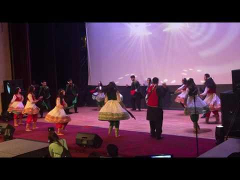 Rumi Music Awards 2016 - UC Davis Ore De Afghanistan Attan Dance Group