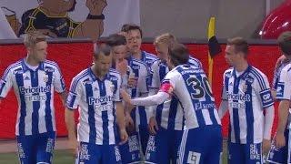 Höjdpunkter: Se Engvall sänka AIK i guldstriden - TV4 Sport