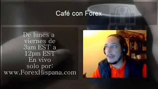 Forex con Café del 10 de Julio del 2017 -1