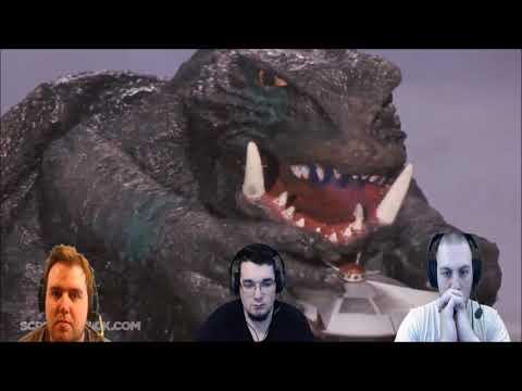 Death Battle - Godzilla vs. Gamera | DarkStar Reacts