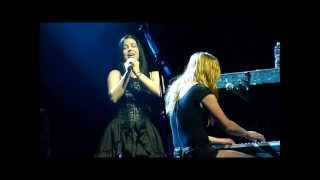 Halestorm feat. Amy Lee - Break In (Sioux City, IA 8.20.2012)