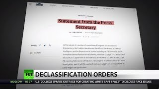 FISA Records and Text Messages Ordered Declassified by White House