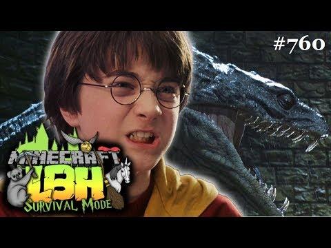 Schützt eine Brille vorm BASILISK?! | Let's Build Hogwarts #760