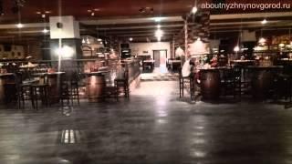 """Слайд-шоу в открывшемся в 2015 году одном из ресторанов """"Максимилиан"""" в Нижнем Новгороде"""