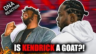 Kendrick Lamar - DNA (REACTION!!!) CLACSSIC!