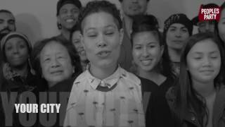 The Peoples Party: Nikkita Oliver For Mayor