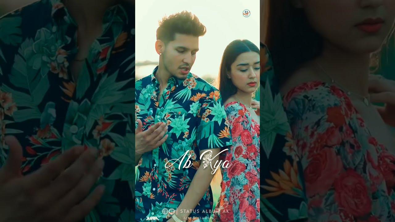 Sharam Haya Full Screen Status | Karan Randhawa, Chaahat | New Punjabi Song | #StatusAlbumAk #Shorts