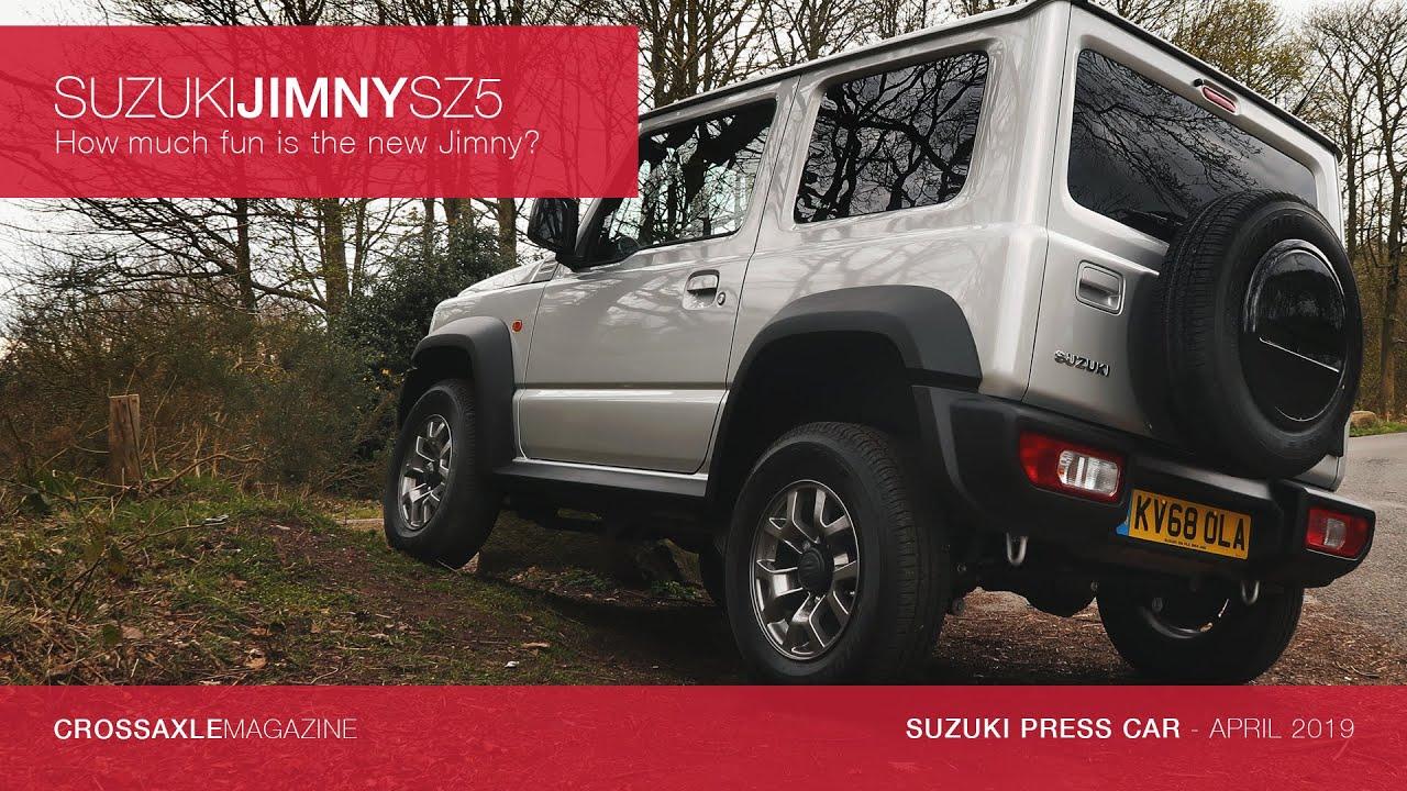 Suzuki Jimny 1.5 SZ5 MT Review | How Much Fun Is This Mini 4x4 SUV