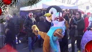 Lily Bulle au marché de Noël à St Martin De Crau