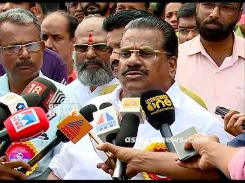 EP Jayarajan against union Minister Pon Radhakrishnan
