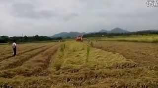agri&uion combine harvester
