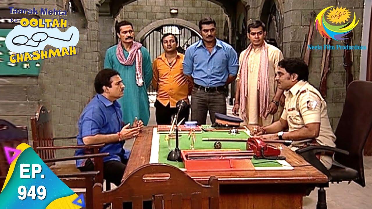 Download Taarak Mehta Ka Ooltah Chashmah - Episode 949 - Full Episode